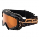 ethic black orange flash mirror