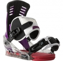 restricted bootlegger snowboard binding